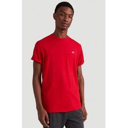 """O'Neill T-Shirt """"Oldschool"""" rot L"""