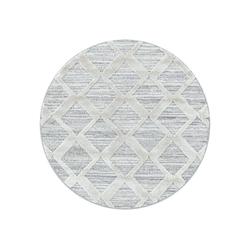 Teppich PISA 4703, Ayyildiz, rund, Höhe 20 mm Ø 160 cm x 20 mm