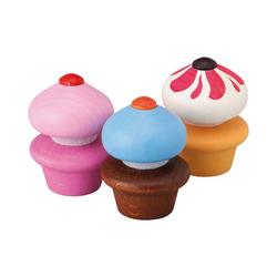 Erzi® Spiellebensmittel Spiellebensmittel Cupcakes