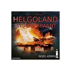 Insel-Krimi - Helgoland Ist Abgebrannt - Hörbuch