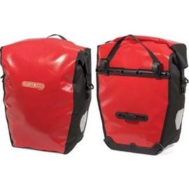 Ortlieb Back-Roller City Paar rot/schwarz