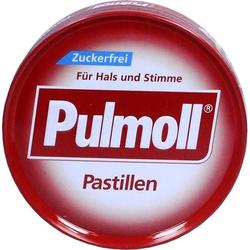 PULMOLL HUSTENBONBON ZUCKERFREI
