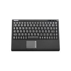 KEYSONIC ACK-540 U+, mit Smart-Touchpad Tastatur