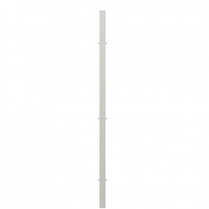 Grazia Aluminiumpfosten 240cm 39,54 EUR/lfm