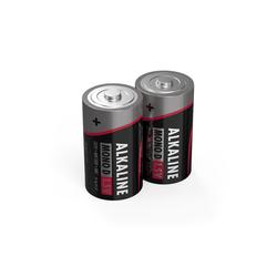 ANSMANN® 2x Alkaline Batterie Mono D 1,5V – LR20 MN1300 Batterien (2 Stück) Batterie