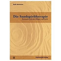Die Sandspieltherapie. Ruth Ammann  - Buch