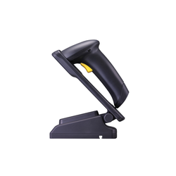 CC-1500U - CCD-Scanner, USB (HID)-KIT, inkl. Auto-Sense Stand, schwarz