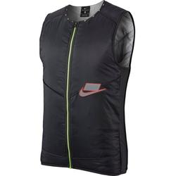 Nike AeroLayer Man Run - Laufweste - Herren Black