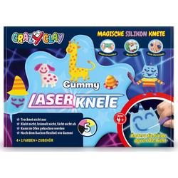 INTELLIGENTE knete Intelligente Knete Gummy Laserknete-Set bunt Kinder Ab 3-5 Jahren Altersempfehlung Kneten