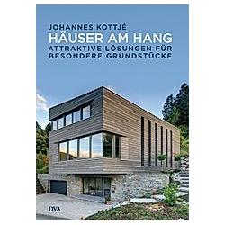 Häuser am Hang. Johannes Kottjé  - Buch