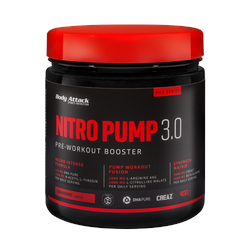 Body Attack Nitro Pump 3.0 - 400g - Peach passion fruit