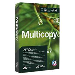MultiCopy Papier DIN A3 80 gsm Weiß 500 Blatt