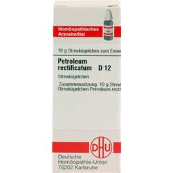 PETROLEUM RECTIFICATUM D 12 Globuli