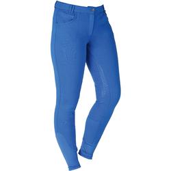HORKA Reithose 'Annika' blau, Größe 140, 4450426