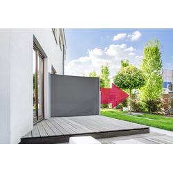 empasa Seitenarmmarkise START 2.0 Textilgewebe, 160/180 x 450 cm grau 450 cm x 160 cm