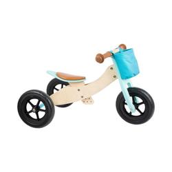 Small Foot Laufrad Laufrad-Trike Maxi 2 in 1 Türkis 9.4 Zoll