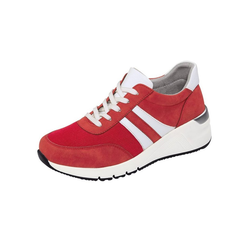 Liva Loop Sneaker mit luftigen Mesh-Einsätzen rot 41
