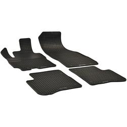 WALSER Passform-Fußmatten (4 Stück), Hyundai Atos Schrägheck, für Hyundai Atos und Hyundai Atos Prime