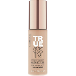Catrice Foundation True Skin Hydrating Foundation braun