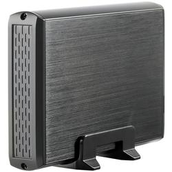 """Externes USB-3.0-Gehäuse für 3,5""""-SATA-HDD """"HDE-1335.black"""""""