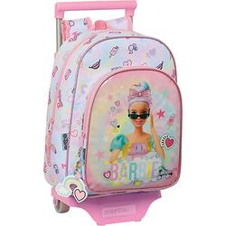 Rucksack-Trolley Barbie Girl Power pink