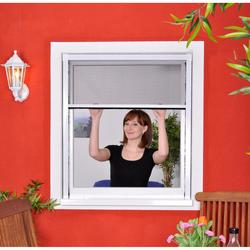 Slim Rollo - Fliegengitter für Fenster als Rollo - Insektenschutzrollo