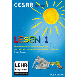 CESAR home Lesen 1