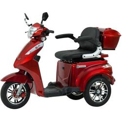 E-Dreiradroller ECONELO S1000 rot