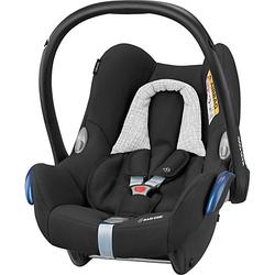 Babyschale Cabriofix, Black Grid schwarz-kombi Gr. 0-13 kg