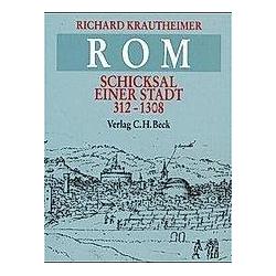 Rom. Richard Krautheimer  - Buch