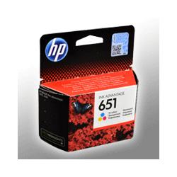 HP Tinte C2P11AE  651  3-farbig