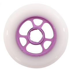 WORX ALU CORE Wheel 2014 purple - 100mm/87a