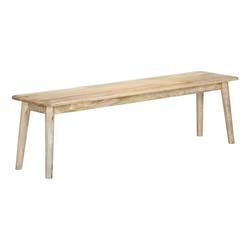 vidaXL Sitzbank vidaXL Sitzbank 160 cm Massivholz Mango