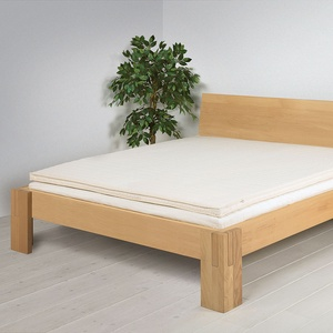 "Naturlatex-Topper ""Latexcomfort"" - Größe: 90x200 cm"