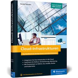 Cloud-Infrastrukturen: Buch von Daniel Stender