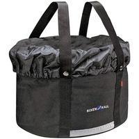 KLICKfix Shopper Plus Fahrradtasche schwarz 2020 Lenkertaschen