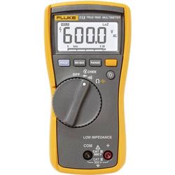 Fluke 113 EUR/F Hand-Multimeter digital CAT III 600V Anzeige (Counts): 6000
