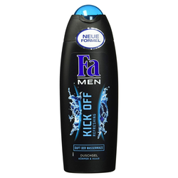 Fa Men Kick Off Refreshing 2in1 Duschgel Duft der Wasserminze 250ml