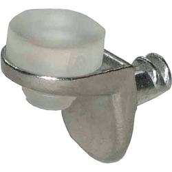 Bodenträger f. Glasböden Zinkdruckg. vern. Glasböden