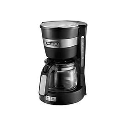 DeLonghi ICM 14011.BK Kaffeemaschine schwarz