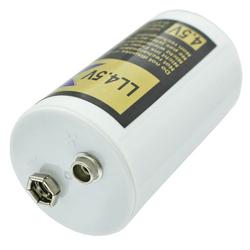 AccuCell Alkaline-Batterie 4,5 Volt mit Kronenanschluss Lou Batterie