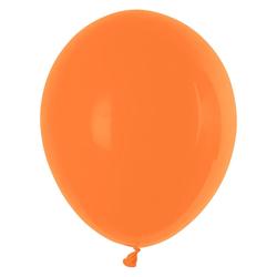 Luftballons orange Ø 250 mm, Größe 'M', 10 Stk.