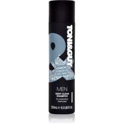TONI&GUY Men tiefenreinigendes Shampoo 250 ml