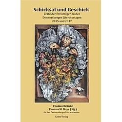 Schicksal und Geschick - Buch
