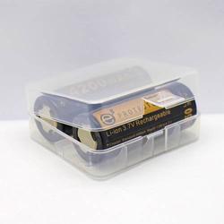 SBC-015 Batteriehalter 2x 26650 (L x B x H) 72.2 x 54 x 28mm