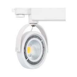 Ledkia - Strahler-Fassungen Für AR111 Dreiphasen Strahler für Glühbirnen Weiß