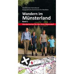 Wandern im Münsterland als Buch von