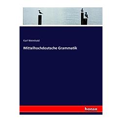 Mittelhochdeutsche Grammatik - Buch