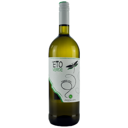 ETO Bianco  IGT Pizzolato Biowein