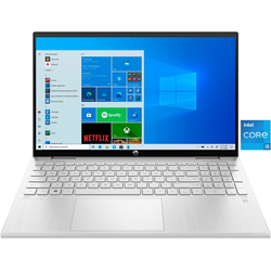 HP Pavilion x360 Convertible 15-er0200ng Convertible Notebook (39,6 cm/15,6 Zoll, Intel Core i5, 512 GB SSD)